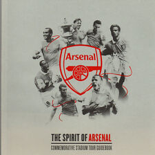 The Spirit Arsenal Commemorative Stadium Tour Guidebook