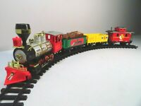 Echo Classic Rail Train Set Battery Operated G Gauge With Lights & Sound Working