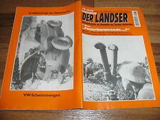 LANDSER 2169 -- FEUERKOMMANDO // Winterschlacht Sowjetunion-Einsatz Artillerie.