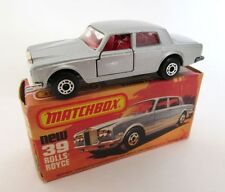 Rolls-Royce Matchbox Superfast Diecast Cars, Trucks/Vans