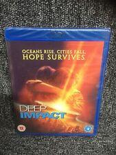 Deep Impact [Blu-ray] Brand New Sealed Original Genuine Uk Release. Freepost Uk
