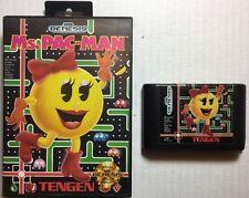 Ms. Pac-Man (Sega Genesis, 1991)