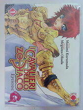 I Cavalieri dello Zodiaco Episode G n. 1 di Kurumada, Okawa - ed. Planet Manga