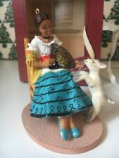 Rare Josefina American Girls Series 1824 Christmas Hallmark Keepsake Ornament IB