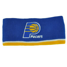 NBA Indiana Pacers Exercise Head Sweat Band Sports Basketball Fan Gear Blue