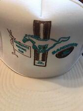 Vintage Sanderson Ford Snapback Hat New Old Stock -Phoenix Arizona