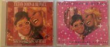 ELTON JOHN & RuPAUL Don't Go Breaking My Heart *RARE LTD 1994 EU & USA 2x CD SET