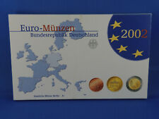 BRD KMS 2002 A  PP PROOF   COIN SET  (K16)