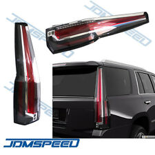 For 2015 2016 2017 Chevrolet Tahoe/Suburban Tail Lights LED Brake Cadillac Style