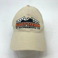 Harley Davidson of Sacramento California Adult Adjustable One Size Fits Most
