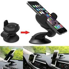 Universal 360° Rotating Car Windshield Mount Holder Stand For Cell Phone GPS