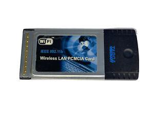Targa Visionär 11 MBit/s, 802.11b WLAN PCMCIA Karte #2744