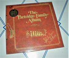 "ORIGINAL 1970 ""Partridge Family Album"" LP SEALED w I Think I Love You STICKER NM"