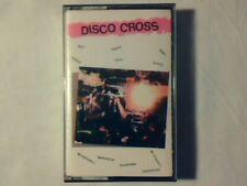 MC Disco cross cassette k7 FIREFLY KASSO RARISSIMA COME NUOVA VERY RARE LIKE NEW