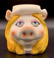 Miss Piggy Henson Muppets Mug Ceramic Cup Tastesetter Sigma Japan Vintage Tags