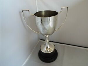 VINTAGE ORIGINAL 1980 WHITEPARISH  HORSE SHOW PERPETUAL CHALLENGE CUP