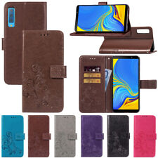 PU Leather Wallet Case Cover For Samsung Galaxy A7 2018 A750 J4+ J6Plus J6 Prime
