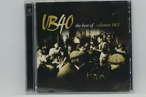 UB40 : The Best Of Volume 1 & 2  (2xCD Album)