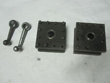 "Four Position 4-Way Lathe Tool Post Holders 4-1/2 x 4.5"" x 2-3/4"" tall"