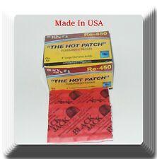 """Box of 50 Black Jack Seal Tire Repair Plugs Made In USA 4""""Large Diameter Refills"""