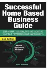 Successful Home Based Business Guide (Hardback or Cased Book)