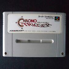 CHRONO TRIGGER Nintendo Super Famicom NTSC JAPAN・❀・RPG ADVENTURE SQUARESOFT SFC