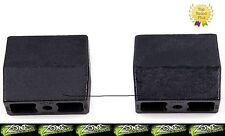 "2001-2010 Chevrolet GMC 3500 Zone 5"" Lift Blocks No Slope Flat 9/16"" Pin U3054"