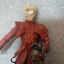 Unique McFarlane TRIGUN VASH the STAMPEDE Anime Figure Statue