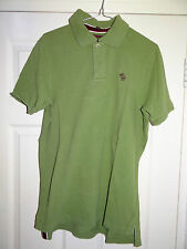 Abercrombie & Fitch Men's No Pattern Fitted Collared Casual Shirts & Tops