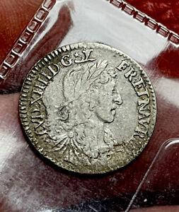 France 1/12 Ecu 1662