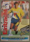 Eintracht Frankfurt vs. Juventus Torino 1995 Programme