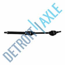(1) Front Passenger Side CV Axle Shaft for Ford Focus w/Automatic Transmission