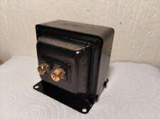 Transformateur BF 1/3 pour poste batterie restauré