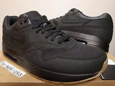 2013 A.P.C. x NIKE AIR MAXIM 1 APC SP Black/Black 607541-090 size 9