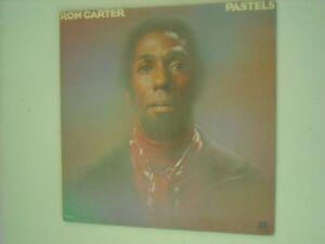 RON CARTER - PASTELS LP 1976 Jazz US PRESS Kenny Baron
