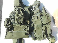 SURVIVAL VEST US MILITARY AIRCREW AIRCRAFT CMU-33 P22P-18 Extraction Hook