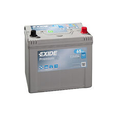 1x Exide Premium 65Ah 580CCA 12v Type 005 Car Battery 4 Year Warranty - EA654