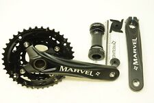PROWHEEL MTB CHAINWHEEL SET MARVEL 40/30/22T 175MM TRIPLE CHAINSET 10 SPEED NEW