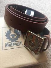 Belstaff Unisex 100% Leather Belt Luxury Belstaff Belt Leather Belt Belstaff XL