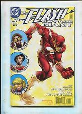 The Flash 80 Page GIant #1 ~ Impulse, Golden Age Flash, Jesse Quick! (Grade 7.5)