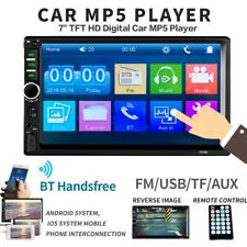 Car Family Autoradio 2 DIN MP5 FM Stereo Radio Bluetooth MP5 Player Touch Screen