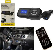 Original SCOSCHE BTFM Handsfree Bluetooth Car Kit with FM Transmitter