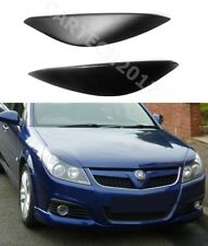 Fits Vauxhall, Opel Vectra C, Signum Eyebrows  ABS PLASTIC, Spoiler, tuning