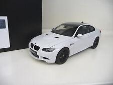 Kyosho 1:18 BMW M3 E92 white FREE SHIPPING Worldwide
