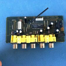 Sony STR-DE485 Stereo Receiver video  board,replacement parts,34