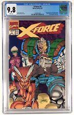 1991 X-Force 1 - CGC 9.8 Comic NM/ Mint X-men White UPC Logo