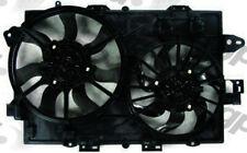 Global Parts Distributors 2811618 Radiator Fan Assembly