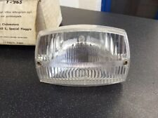 Moped/scooter Head Light Lens And Reflector