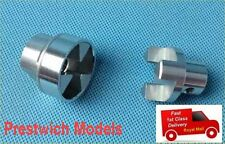 M8 COUPLING FOR CMB91, Picco 90 CMB67 to solid 5mm shaft FSRV
