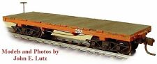 HOn3 WISEMAN MODEL SERVICES RS398 SIMPSON WEST SIDE LUMBER BASIC FLAT CAR KIT